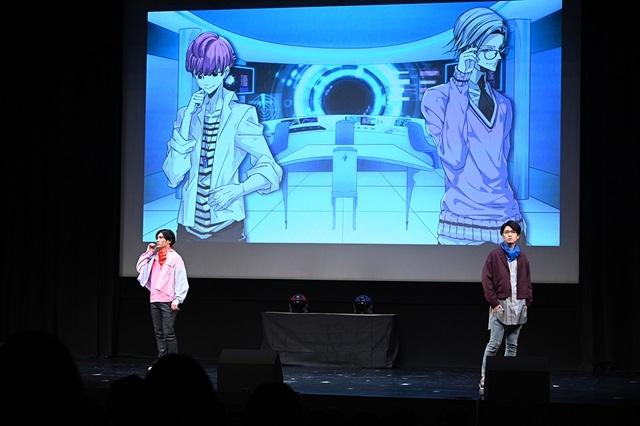 声優×二次元芸人プロジェクト『GETUP! GETLIVE!(ゲラゲラ)』2ndLIVEの公式レポートが到着!3組のお笑いコンビに加え、小西克幸さん演じる劇作家・唐木田も登場し、東京&大阪を笑いの渦で包み込む!-22