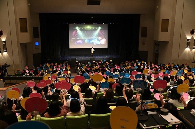声優×二次元芸人プロジェクト『GETUP! GETLIVE!(ゲラゲラ)』2ndLIVEの公式レポートが到着!3組のお笑いコンビに加え、小西克幸さん演じる劇作家・唐木田も登場し、東京&大阪を笑いの渦で包み込む!-24