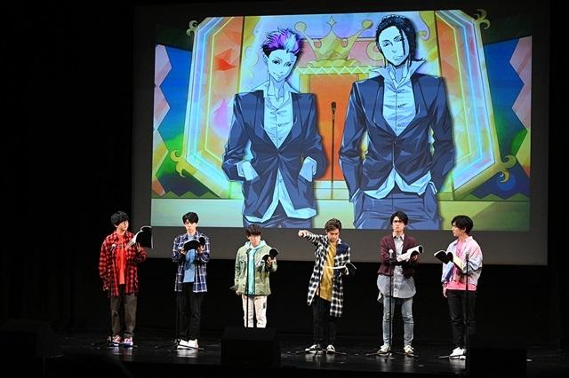 声優×二次元芸人プロジェクト『GETUP! GETLIVE!(ゲラゲラ)』2ndLIVEの公式レポートが到着!3組のお笑いコンビに加え、小西克幸さん演じる劇作家・唐木田も登場し、東京&大阪を笑いの渦で包み込む!-26