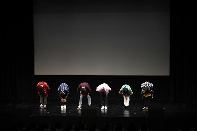 声優×二次元芸人プロジェクト『GETUP! GETLIVE!(ゲラゲラ)』2ndLIVEの公式レポートが到着!3組のお笑いコンビに加え、小西克幸さん演じる劇作家・唐木田も登場し、東京&大阪を笑いの渦で包み込む!-27