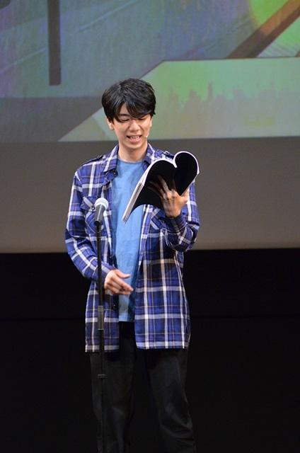 声優×二次元芸人プロジェクト『GETUP! GETLIVE!(ゲラゲラ)』2ndLIVEの公式レポートが到着!3組のお笑いコンビに加え、小西克幸さん演じる劇作家・唐木田も登場し、東京&大阪を笑いの渦で包み込む!-30