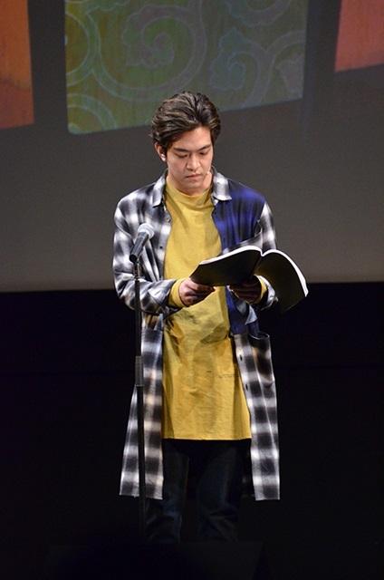 声優×二次元芸人プロジェクト『GETUP! GETLIVE!(ゲラゲラ)』2ndLIVEの公式レポートが到着!3組のお笑いコンビに加え、小西克幸さん演じる劇作家・唐木田も登場し、東京&大阪を笑いの渦で包み込む!-32
