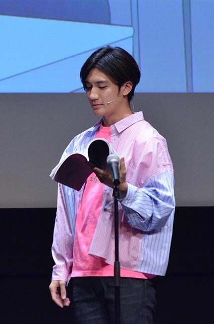 声優×二次元芸人プロジェクト『GETUP! GETLIVE!(ゲラゲラ)』2ndLIVEの公式レポートが到着!3組のお笑いコンビに加え、小西克幸さん演じる劇作家・唐木田も登場し、東京&大阪を笑いの渦で包み込む!-33