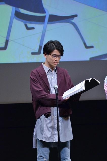 声優×二次元芸人プロジェクト『GETUP! GETLIVE!(ゲラゲラ)』2ndLIVEの公式レポートが到着!3組のお笑いコンビに加え、小西克幸さん演じる劇作家・唐木田も登場し、東京&大阪を笑いの渦で包み込む!-34