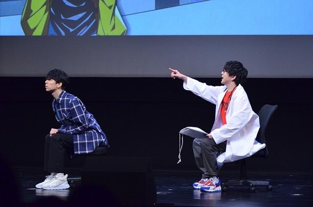 声優×二次元芸人プロジェクト『GETUP! GETLIVE!(ゲラゲラ)』2ndLIVEの公式レポートが到着!3組のお笑いコンビに加え、小西克幸さん演じる劇作家・唐木田も登場し、東京&大阪を笑いの渦で包み込む!-4