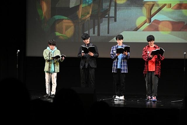 声優×二次元芸人プロジェクト『GETUP! GETLIVE!(ゲラゲラ)』2ndLIVEの公式レポートが到着!3組のお笑いコンビに加え、小西克幸さん演じる劇作家・唐木田も登場し、東京&大阪を笑いの渦で包み込む!-9