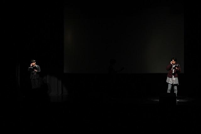 声優×二次元芸人プロジェクト『GETUP! GETLIVE!(ゲラゲラ)』2ndLIVEの公式レポートが到着!3組のお笑いコンビに加え、小西克幸さん演じる劇作家・唐木田も登場し、東京&大阪を笑いの渦で包み込む!-13