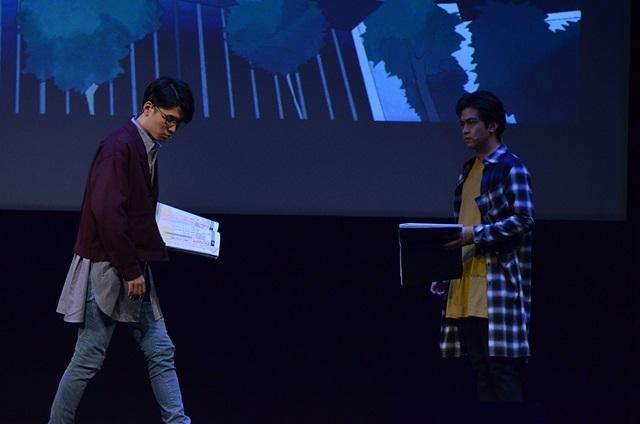 声優×二次元芸人プロジェクト『GETUP! GETLIVE!(ゲラゲラ)』2ndLIVEの公式レポートが到着!3組のお笑いコンビに加え、小西克幸さん演じる劇作家・唐木田も登場し、東京&大阪を笑いの渦で包み込む!-10