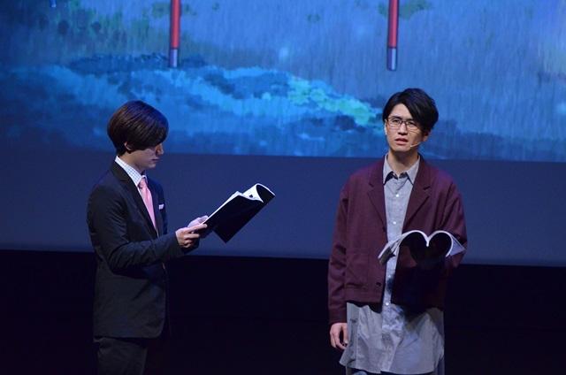 声優×二次元芸人プロジェクト『GETUP! GETLIVE!(ゲラゲラ)』2ndLIVEの公式レポートが到着!3組のお笑いコンビに加え、小西克幸さん演じる劇作家・唐木田も登場し、東京&大阪を笑いの渦で包み込む!-11