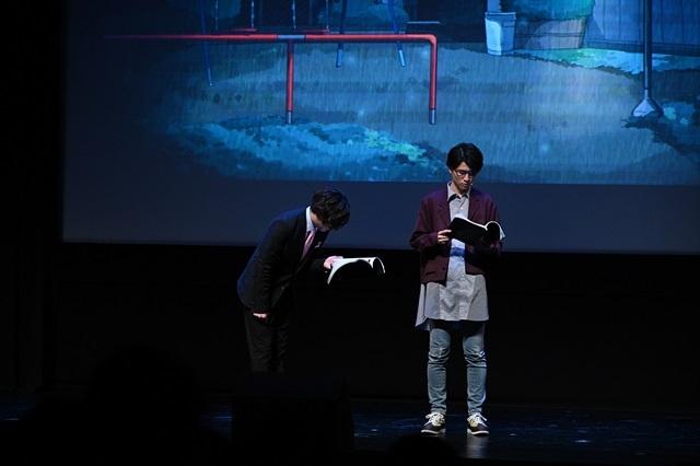 声優×二次元芸人プロジェクト『GETUP! GETLIVE!(ゲラゲラ)』2ndLIVEの公式レポートが到着!3組のお笑いコンビに加え、小西克幸さん演じる劇作家・唐木田も登場し、東京&大阪を笑いの渦で包み込む!-12