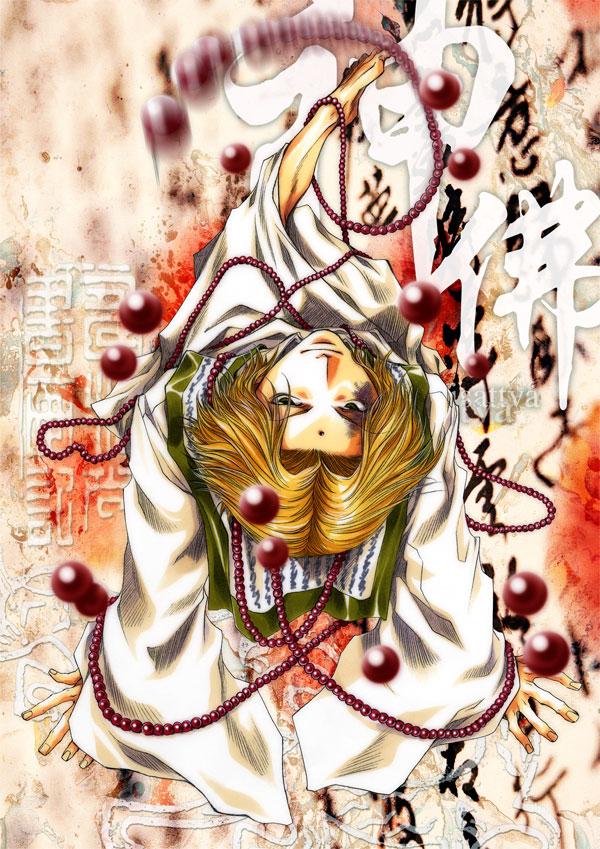 『最遊記』朗読劇第2弾イベントタイトルが決定! チケット優先販売申込券が封入された「最遊記朗読劇~Alive~DVD」が本日2月21日発売!-1