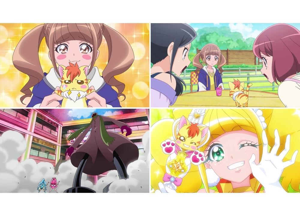 『ヒープリ』第4話「カワイイ!なりたい!キュアスパークル誕生」より先行カット到着!