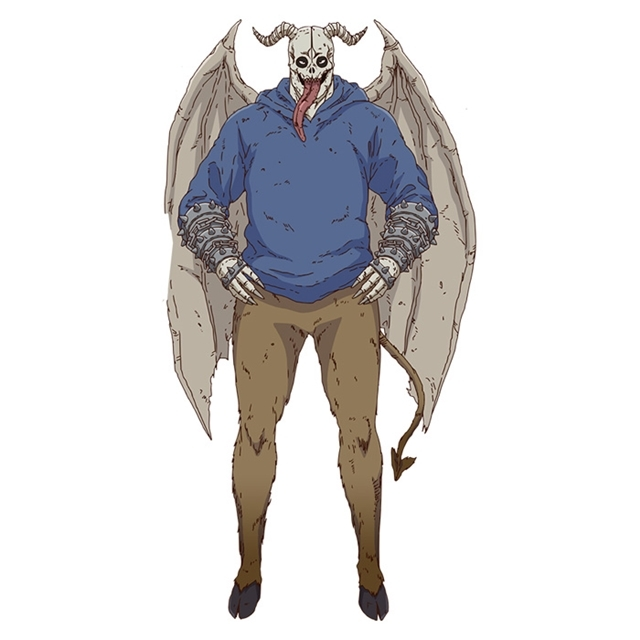 『ドロヘドロ』悪魔・チダルマの声優は千葉繁さんに決定! お絵かきコミュニケーションアプリ「pixiv Sketch」でイラストコンテストも開催
