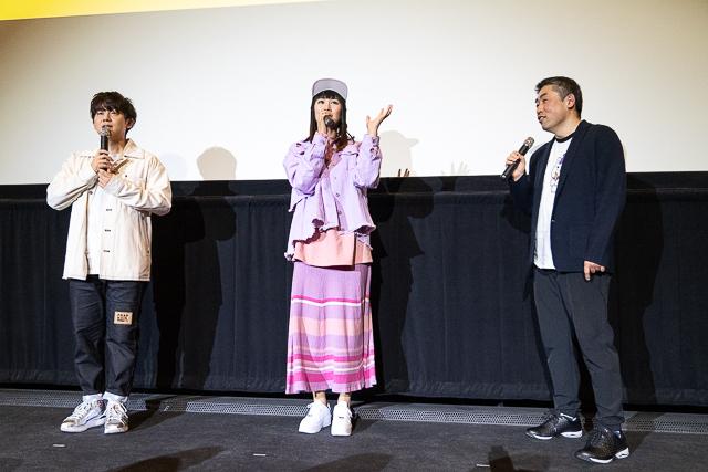 """小林ゆうさんが19匹のねこを演じた『映画 ねこねこ日本史』が""""にゃんにゃんにゃんの日""""に公開!新作発表も行われた初日舞台挨拶で山下大輝さんが語る""""猫あるある""""とは?"""