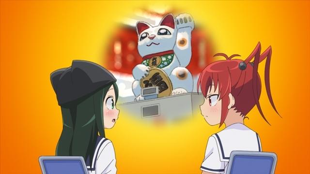 『八十亀ちゃんかんさつにっき 2さつめ』第8話「ビルじゃにゃあ」の先行カット到着! 「名古屋のシンボルフォトコンテスト」に参加しようと提案したが……