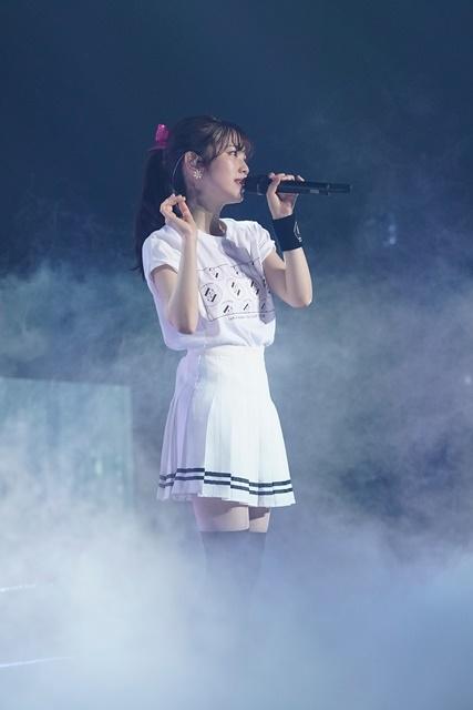 声優アーティスト・石原夏織さん1st LIVE TOUR「Face to FACE」東京公演のライブレポートが到着! 憧れの中野サンプラザで感謝の気持ちを込めて熱唱