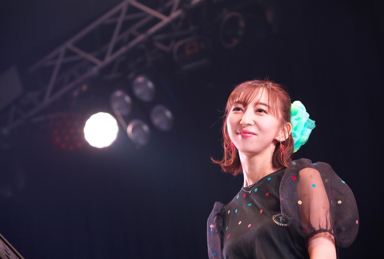 飯田里穂アコースティックツアー2月15日追加公演レポート
