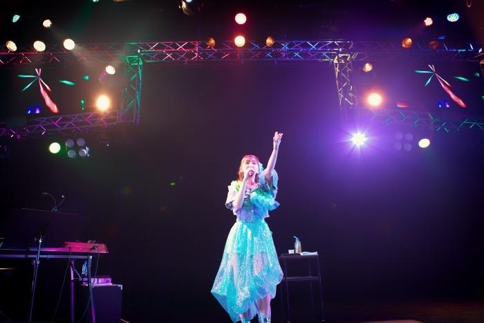 飯田里穂さん「皆さんの毎日が特別な毎日になりますように」Riho Iida Acoustic Tour 2019 -rippihylosophy-追加公演レポート-2