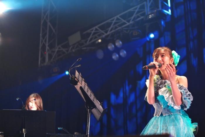飯田里穂さん「皆さんの毎日が特別な毎日になりますように」Riho Iida Acoustic Tour 2019 -rippihylosophy-追加公演レポート-3