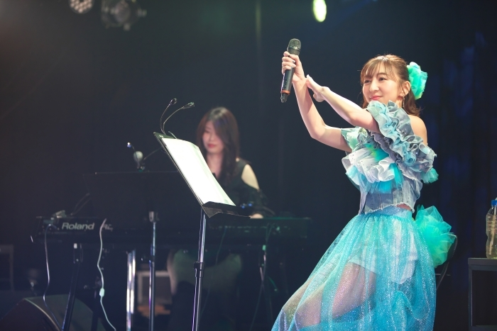飯田里穂さん「皆さんの毎日が特別な毎日になりますように」Riho Iida Acoustic Tour 2019 -rippihylosophy-追加公演レポート-5