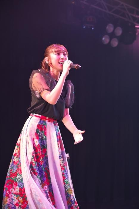 飯田里穂さん「皆さんの毎日が特別な毎日になりますように」Riho Iida Acoustic Tour 2019 -rippihylosophy-追加公演レポート-8