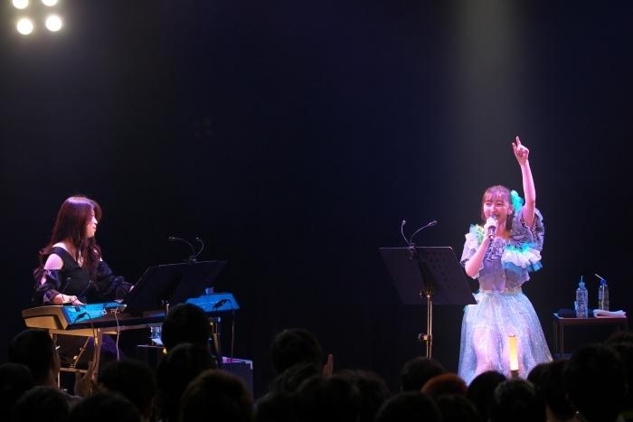 飯田里穂さん「皆さんの毎日が特別な毎日になりますように」Riho Iida Acoustic Tour 2019 -rippihylosophy-追加公演レポート-7