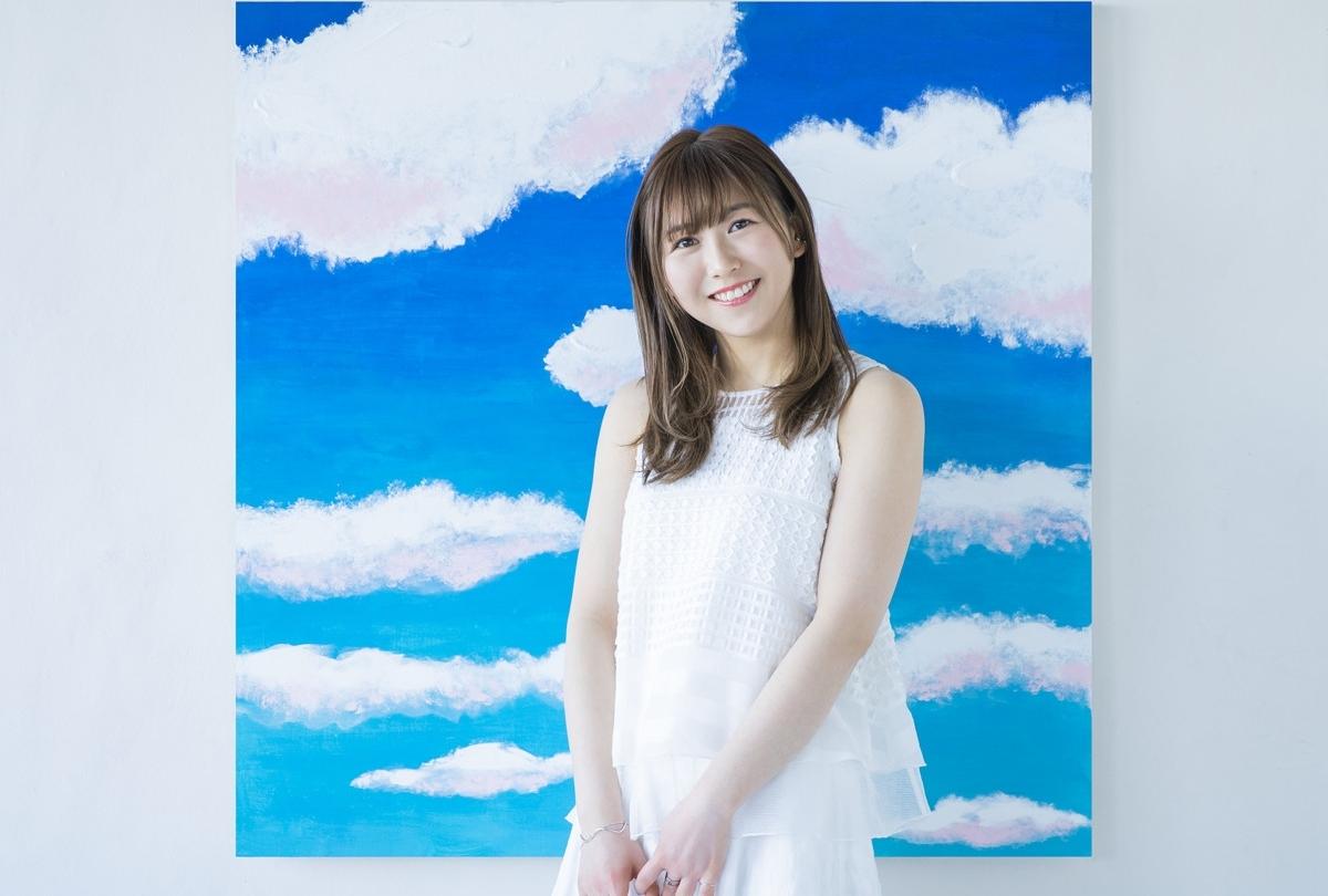 安野希世乃2ndシングル「晴れ模様」4/29発売