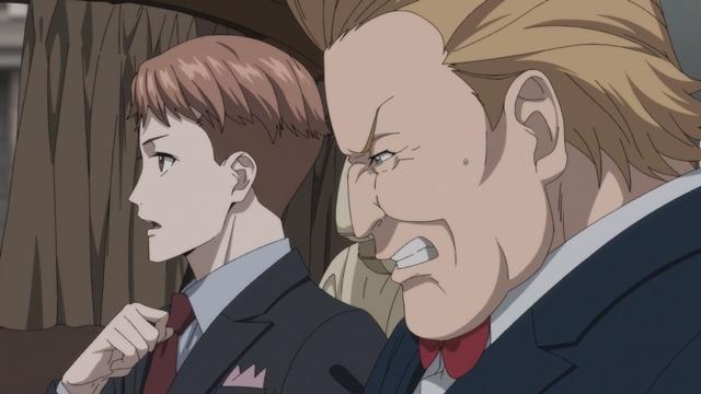 秋アニメ『歌舞伎町シャーロック』第20話「モリアーティ、享受」より、あらすじ・場面カット公開! はぐれたメアリを探すルーシーは、モリアーティに呼び止められる-3