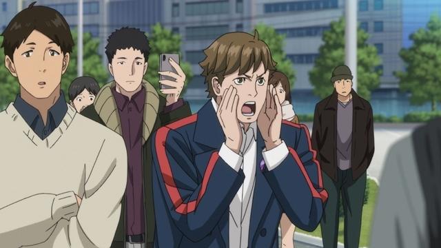 秋アニメ『歌舞伎町シャーロック』第20話「モリアーティ、享受」より、あらすじ・場面カット公開! はぐれたメアリを探すルーシーは、モリアーティに呼び止められる-4