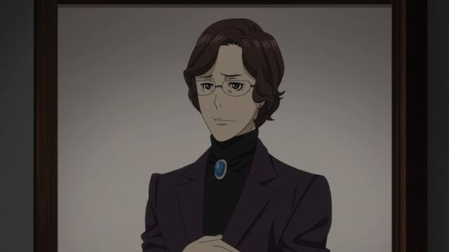 秋アニメ『歌舞伎町シャーロック』第20話「モリアーティ、享受」より、あらすじ・場面カット公開! はぐれたメアリを探すルーシーは、モリアーティに呼び止められる-6
