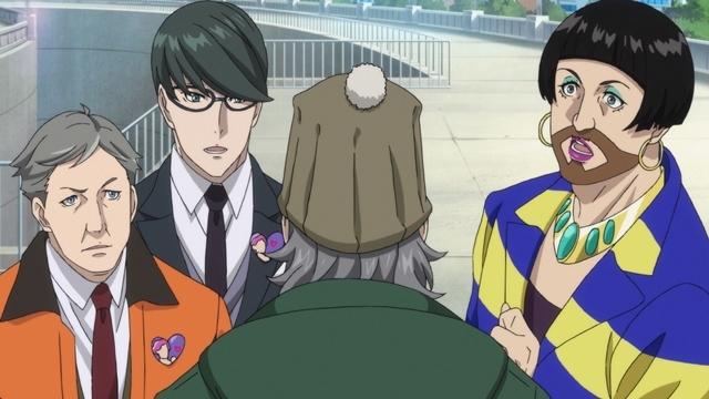 秋アニメ『歌舞伎町シャーロック』第20話「モリアーティ、享受」より、あらすじ・場面カット公開! はぐれたメアリを探すルーシーは、モリアーティに呼び止められる-7