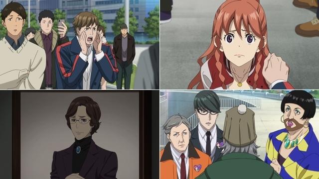 秋アニメ『歌舞伎町シャーロック』第20話「モリアーティ、享受」より、あらすじ・場面カット公開! はぐれたメアリを探すルーシーは、モリアーティに呼び止められる-1