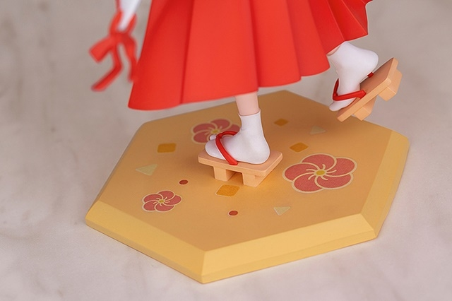 TVアニメ『世話やきキツネの仙狐さん』より、「仙狐」さんのスケールフィギュアが登場! もふもふの尻尾の表現が素晴らしすぎる!【今なら20%OFF!】-9