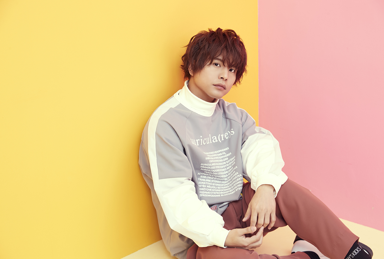 仲村宗悟2ndシングル「カラフル」インタビュー