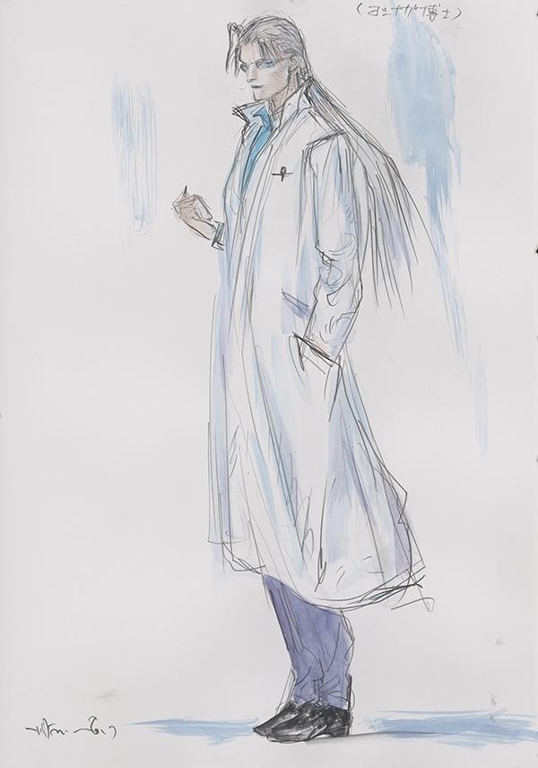 声優・池田秀一さんらが2020年夏公開予定のアニメ『ジビエート』に出演決定! 天野喜孝さんらレジェンドクリエイターが集結するプロジェクト!-5