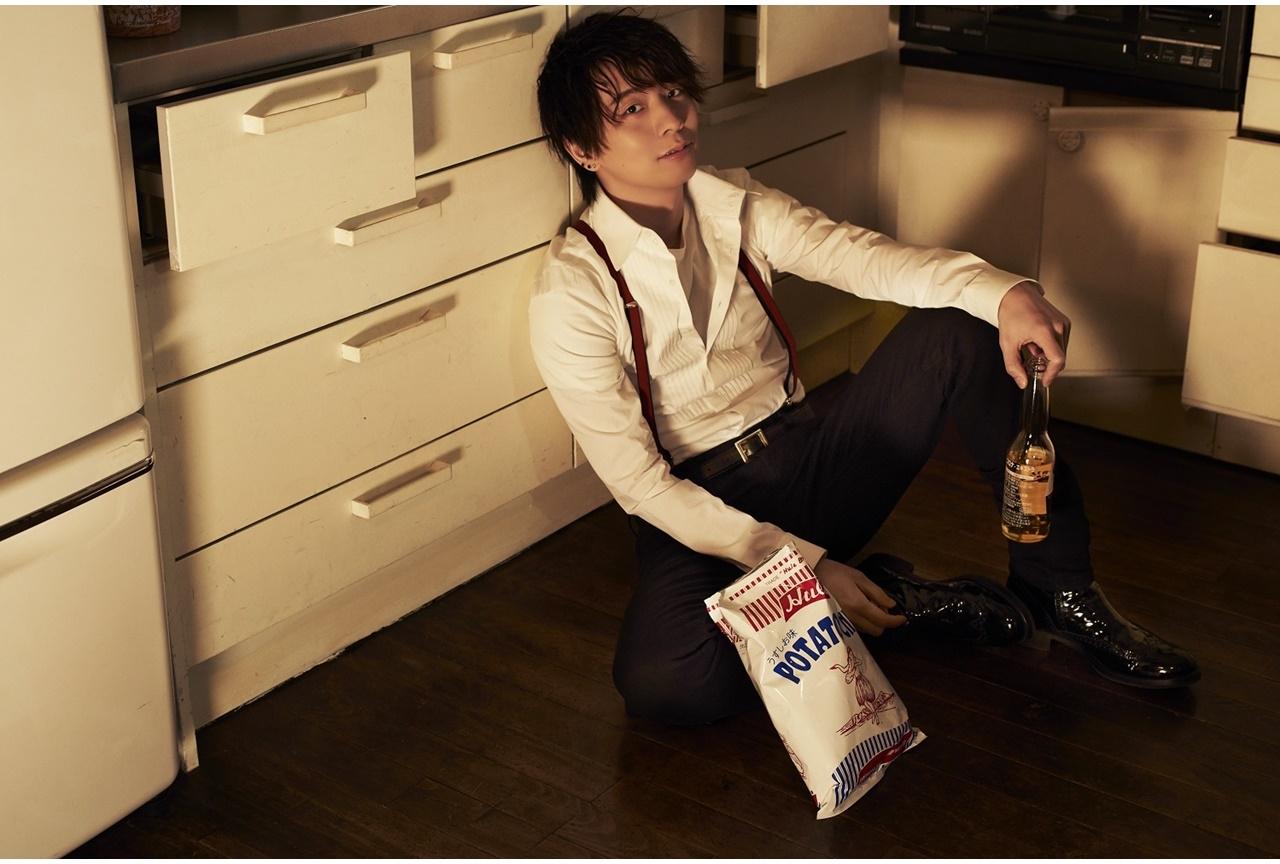 声優・木村良平の連載をまとめたムック本が発売、本人コメントも到着