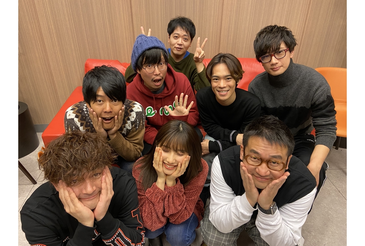 声優・花江夏樹が『あはれ!名作くん』にシーズン5より出演