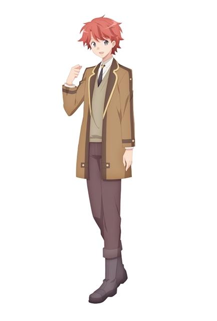 「乙女ゲームの破滅フラグしかない悪役令嬢に転生してしまった…」シリウス・ディーク(増田俊樹)
