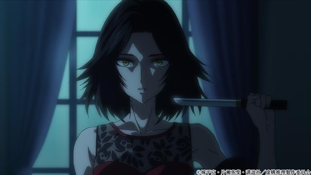 冬アニメ『虚構推理』第10話「虚構争奪」より、あらすじ&先行場面カット到着! 推理を棄却されても、琴子は次の推理を用意していて……-6