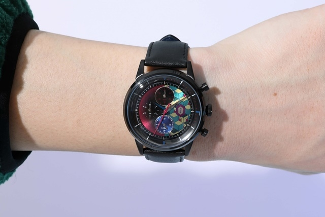 『鬼滅の刃』をイメージした腕時計、リュック、財布(全12種)が登場! ラインナップは炭治郎、禰豆子、善逸、義勇の4種!-155