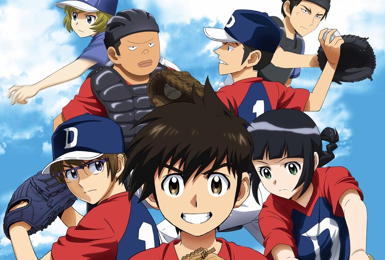 アニメ『メジャーセカンド』第1シリーズが総合テレビで再放送