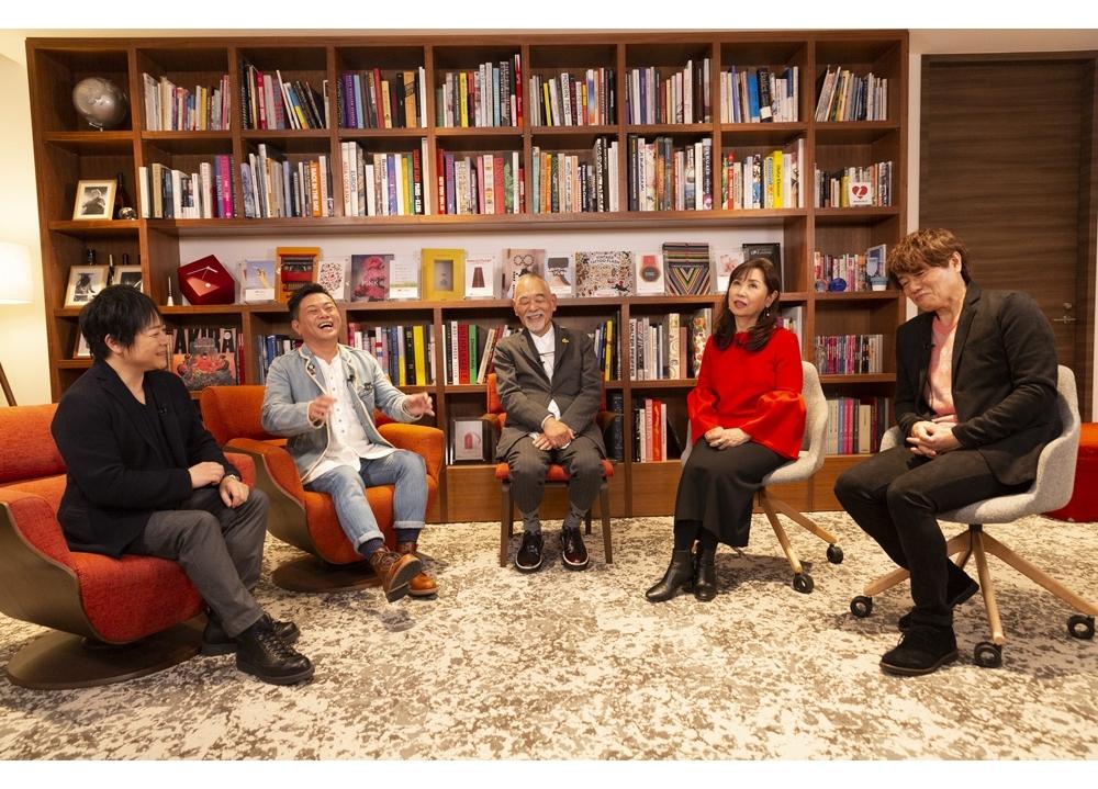 「AKIRA 4Kリマスター」ドキュメンタリー映像が放送決定