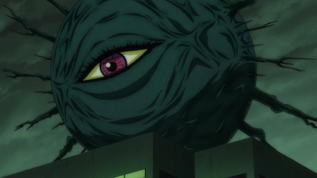 『ゲゲゲの鬼太郎』第95話「妖怪大同盟」の先行カット到着! バックベアードとぬらりひょんが手を組んだ!? 鬼太郎は総理を説得しようと……-4