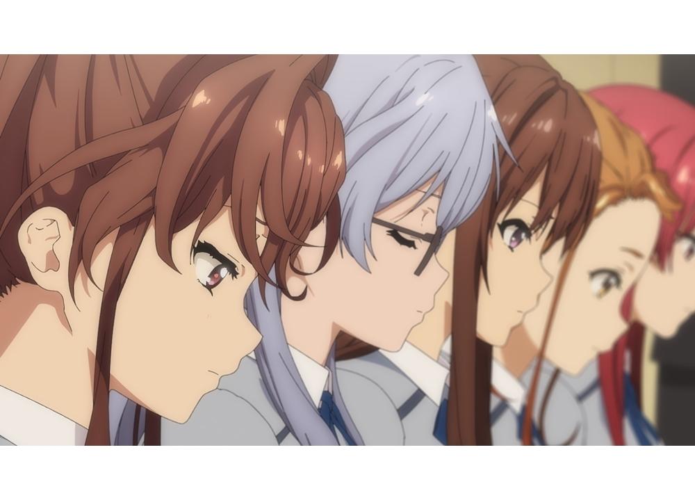 『22/7』第10話「さよなら、私たちの世界」先行カット到着!