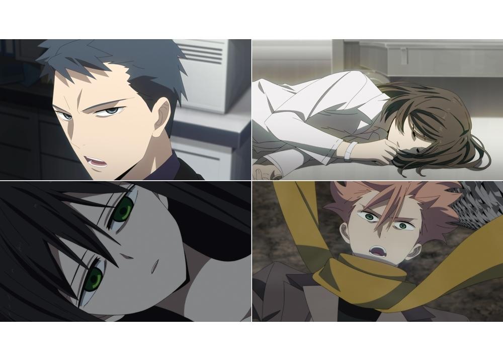 『ID:INVADED』第12話のサブタイトル&先行カット解禁!