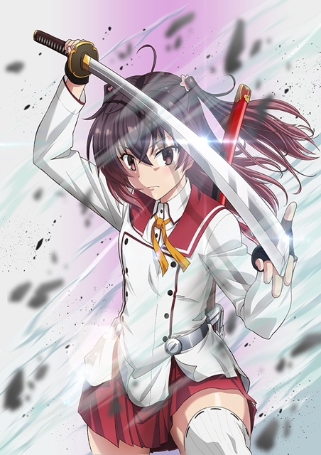 OVA『刀使ノ巫女 刻みし一閃の燈火』よりキービジュアルが公開! 公式サイトではキャラクター紹介ページがオープン!-2