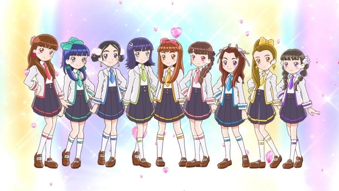 ガールズパフォーマンスグループ「Girls²」がアニメ化! 『ガル学。~聖ガールズスクエア学院〜』4月6日(月)より「おはスタ」にて放送開始!