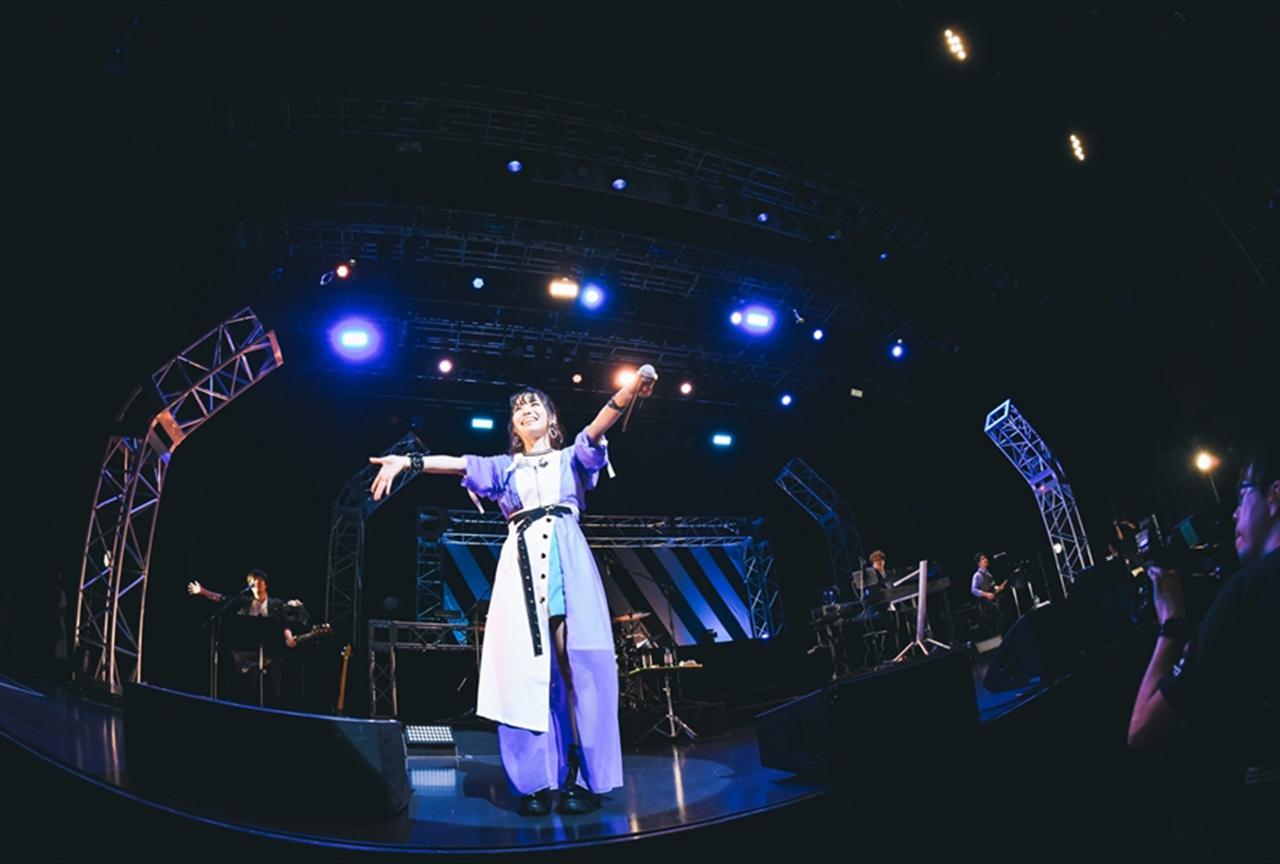 アニソンシンガー・亜咲花メモリアルライブBD発売記念インタビュー