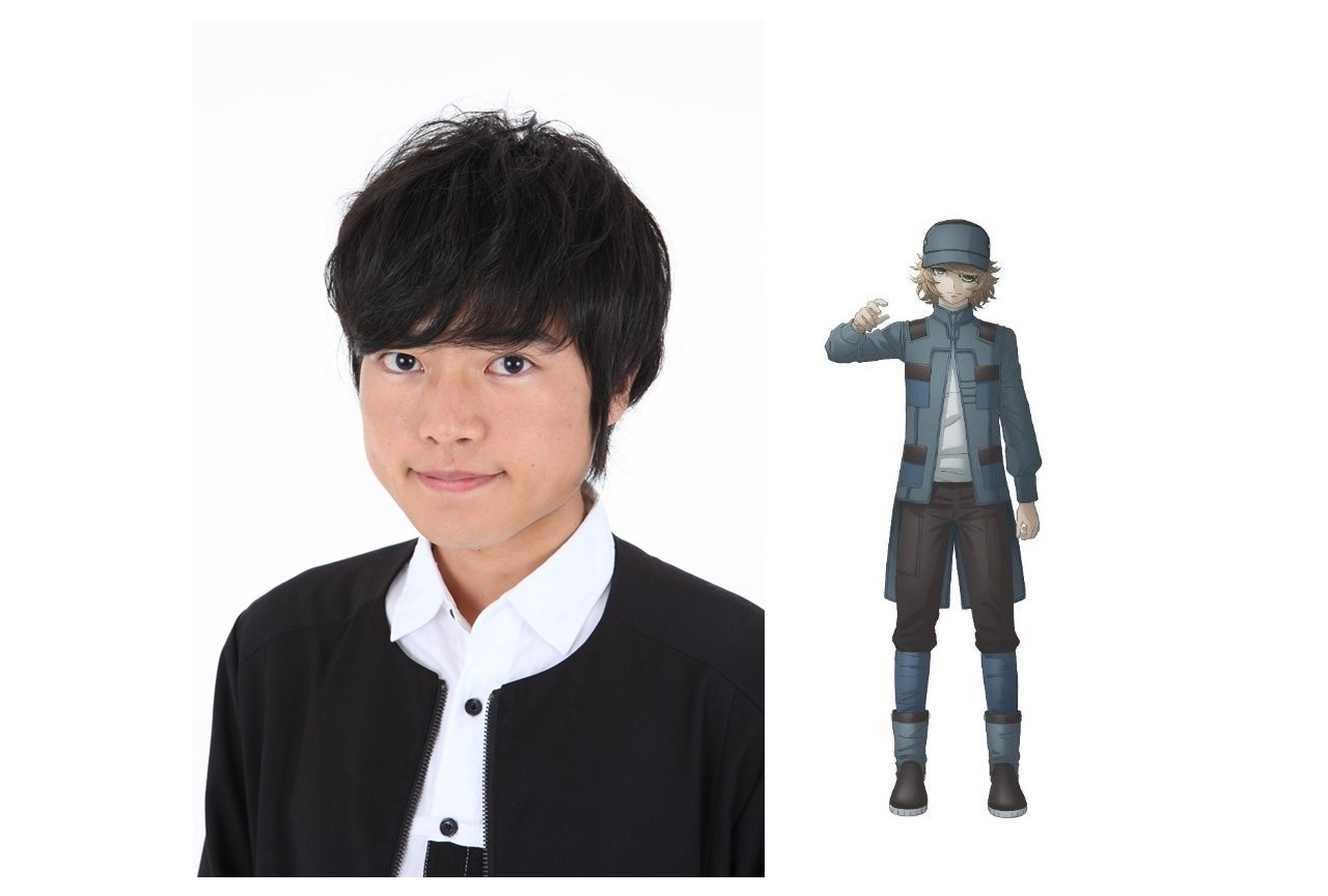 『アクダマドライブ』ハッカー役の声優・堀江瞬よりコメント到着