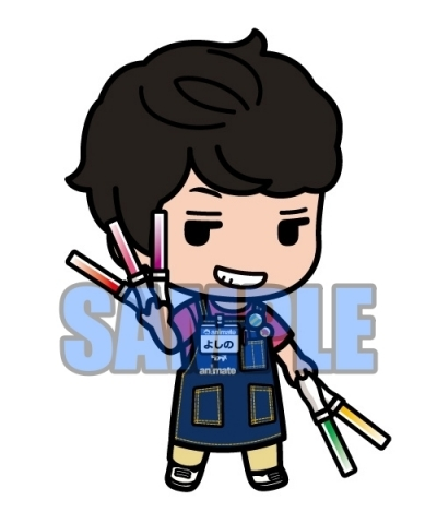 Kiramune×アニメイトのスペシャルコラボ企画【Kira☆ani】が始動! 第1弾としてKiramuneメンバーの特別描き下ろしキラキャラ発表-10